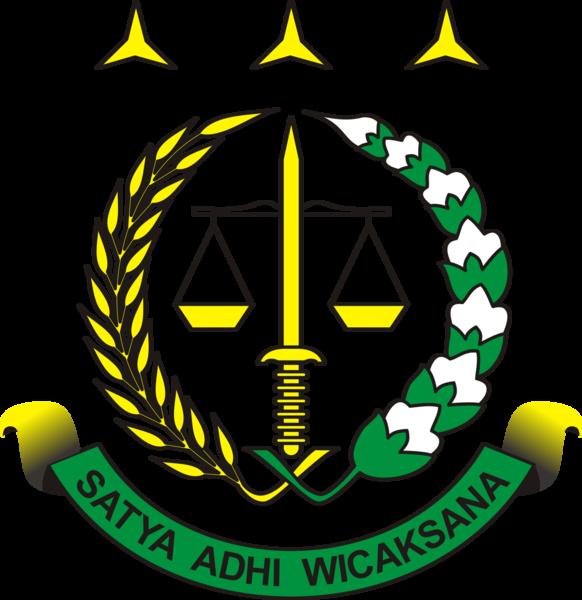 Kejaksaan Agung Republik Indonesia new logo